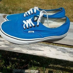 Vans authentic 44 DX Anaheim Factory (blue/white)